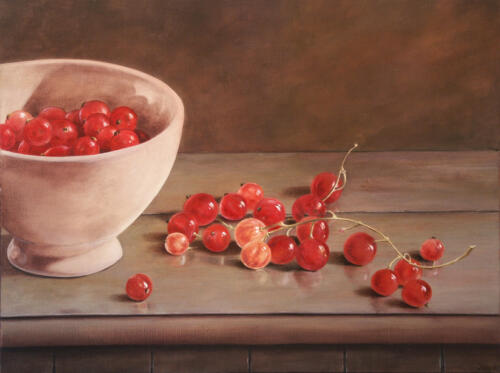Isara-Fine Arts - Fruits rouges