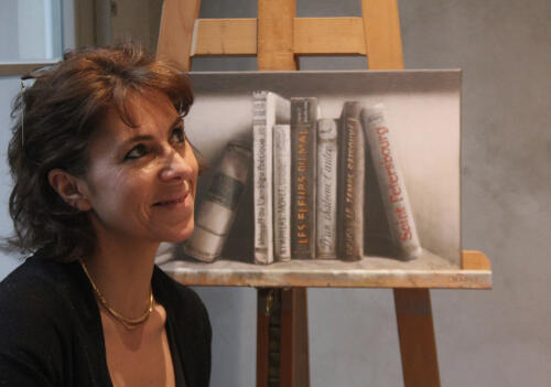 Isara-Fine Arts - Livres